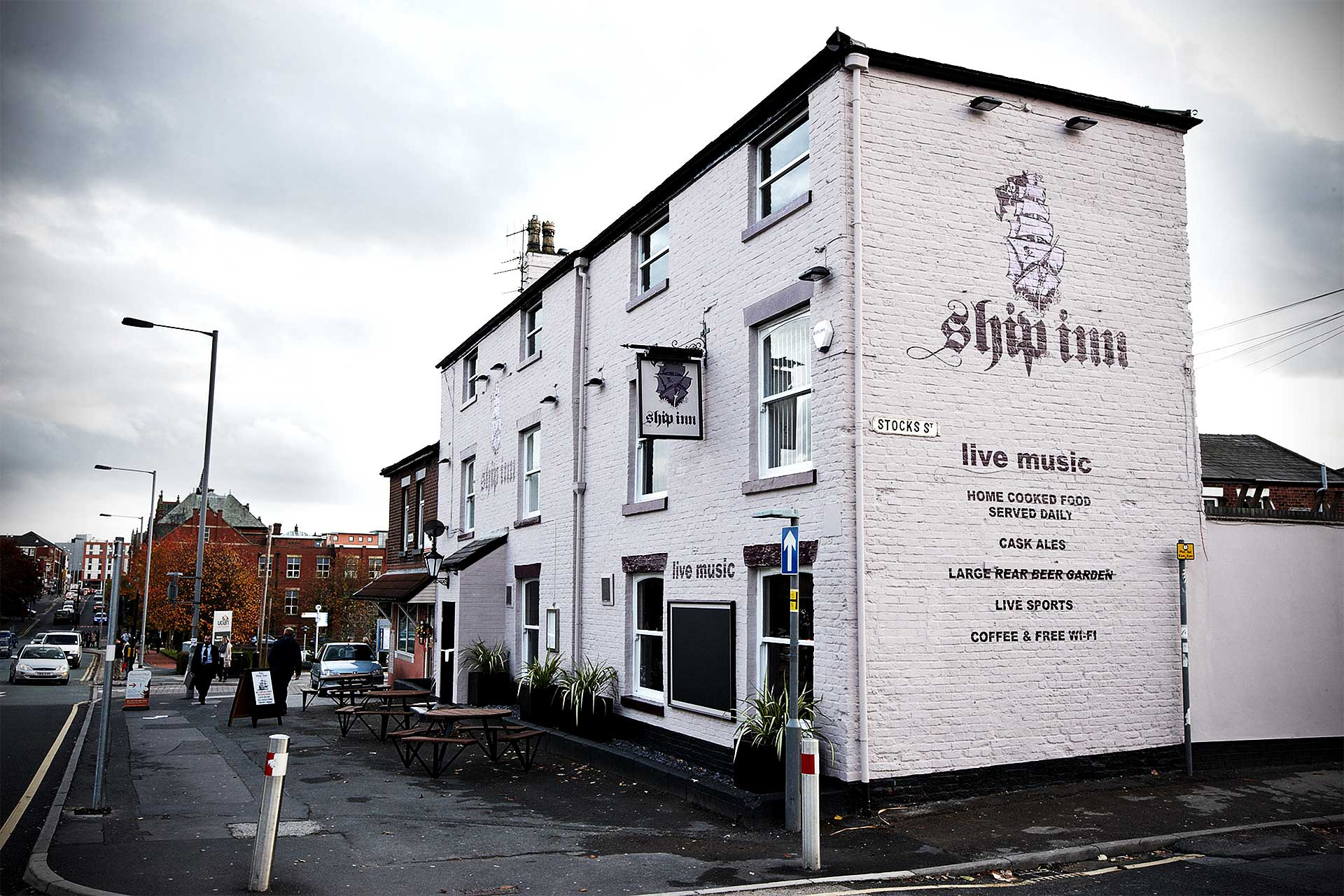 The Ship Inn, Preston